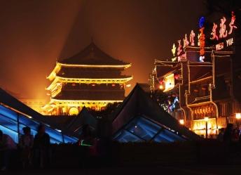 Voyager en Chine: Xi'an