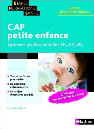 Cours cap petite enfance nutrition