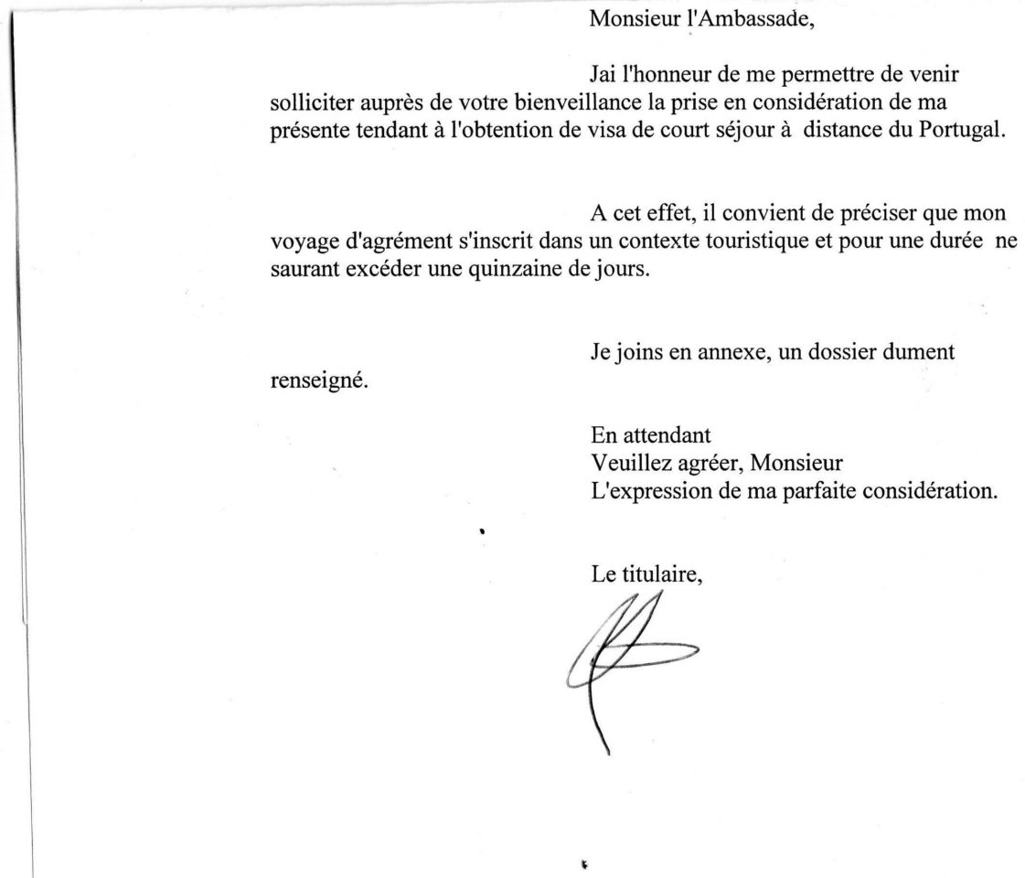 Exemple De Lettre De Prise En Charge Pour Visa Etudiant France
