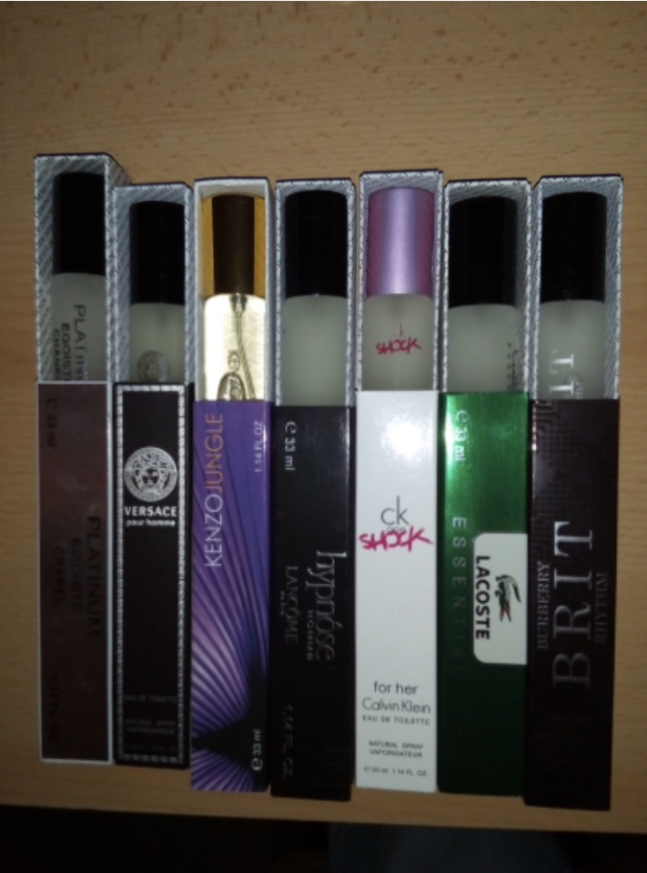 5 Interessee Suis Des 33ml Les Parfums Revendeur Marques Vend Par eYbH2E9IWD