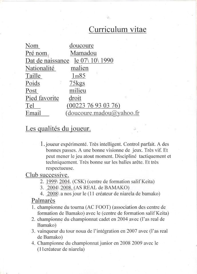 recrutement footballeur pour dubai qatar voudrai etrer