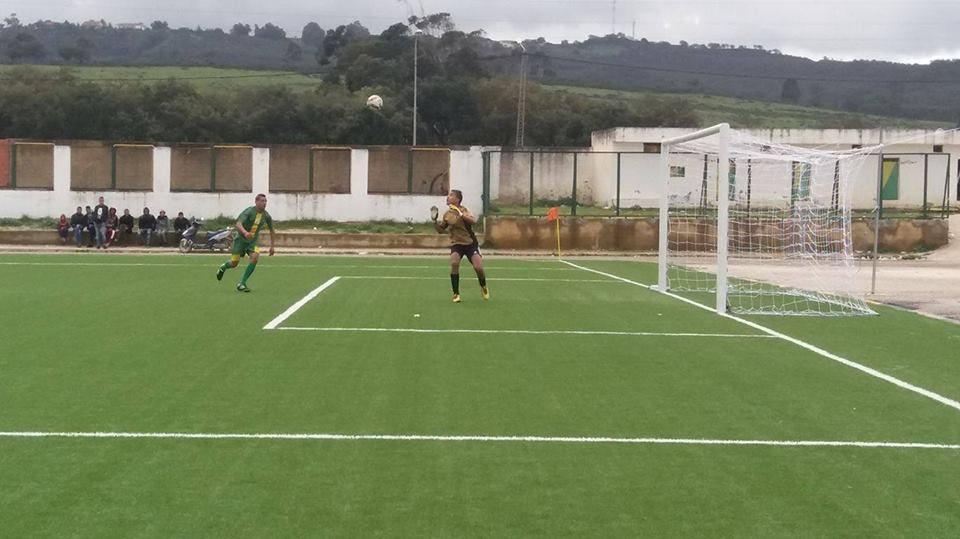 une invitation club foot europe pour les test recrutem