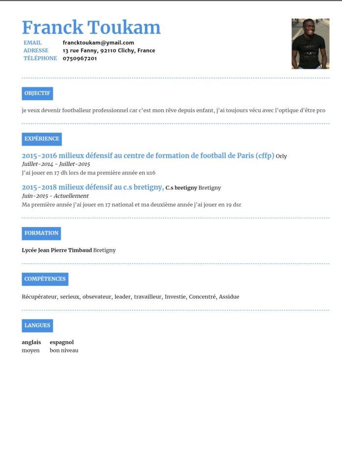 agent fifa recherche joueurs pour test europe joueurs