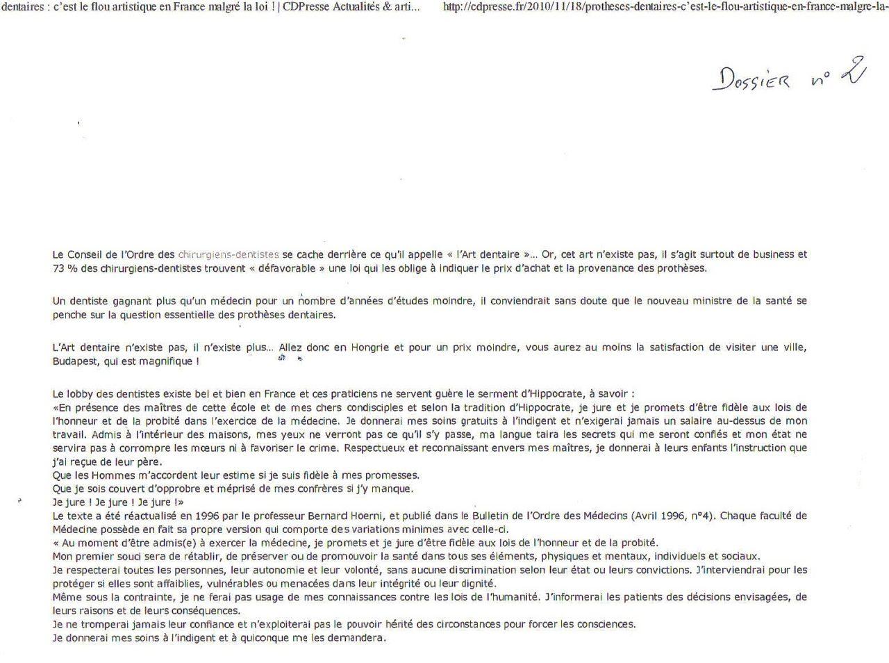 statut prothesiste dentaire au maroc Toutes les offres d'emploi prothésiste dentaire - maroc sur optioncarrierema, le moteur de recherche d'emplois au maroc.